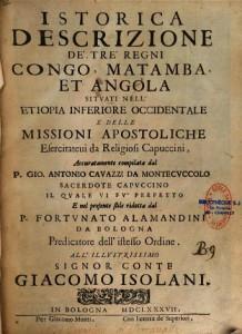 Historica description of the three Kingdoms Congo, Matamba end Angola