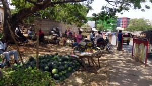 Malindi - Old Market