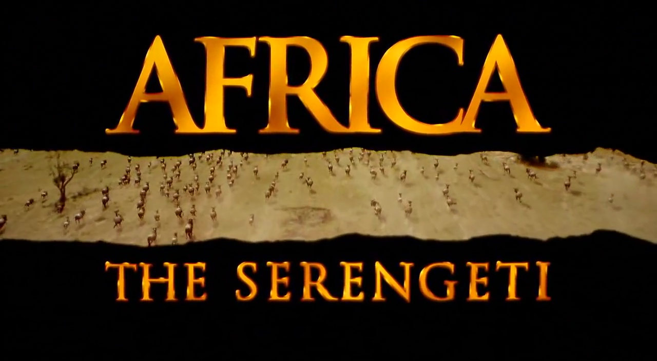 Wild Africa: the Serengeti