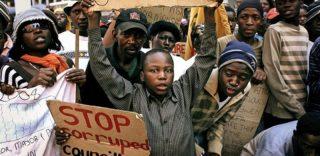 Corruzione in Africa